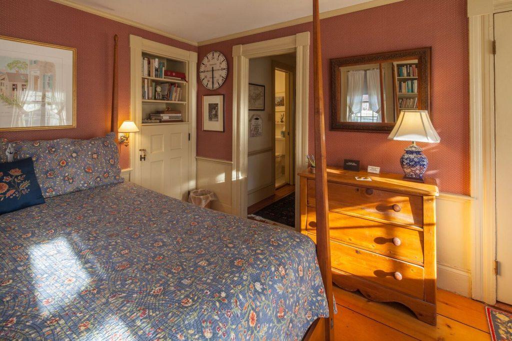 Isaac Mansfield Room